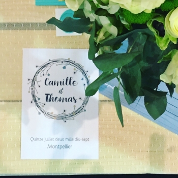 Graphiste-Montpellier-7, création-graphique-&-Papeterie, papeterie-mariage, faire-part-personnalisable, mariage, faire-part, invitation, sur-mesure